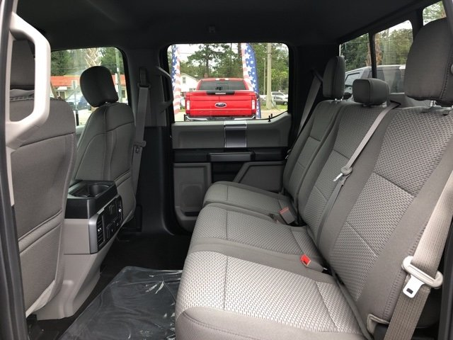 2018 Ford F-150 XLT Truck EcoBoost 2.7L V6 GTDi DOHC 24V Twin Turbocharged Engine 4 Door