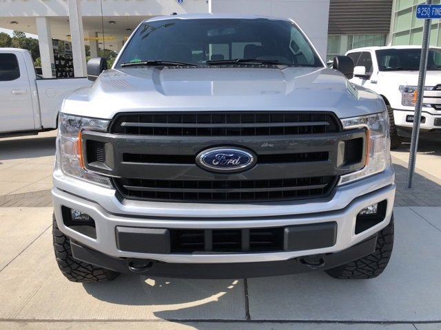 2018 Ford F-150 XLT 4 Door Automatic EcoBoost 2.7L V6 GTDi DOHC 24V Twin Turbocharged Engine