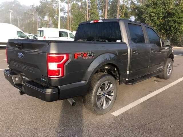 2019 Magnetic Metallic Ford F-150 XL Automatic Truck 4 Door