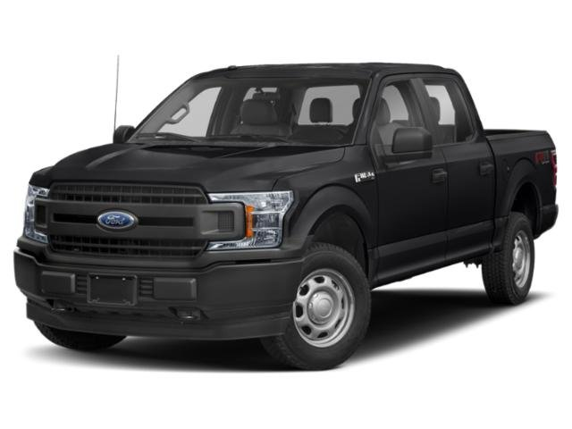 2019 Ford F-150 XL 4X4 4 Door 2.7L V6 EcoBoost Engine Truck