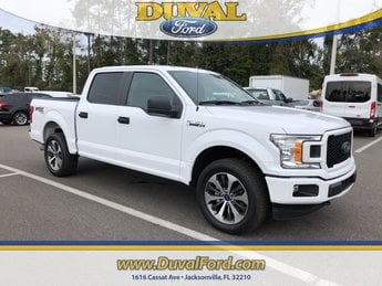 2019 Oxford White Ford F-150 XL 4 Door Automatic 4X4 Truck