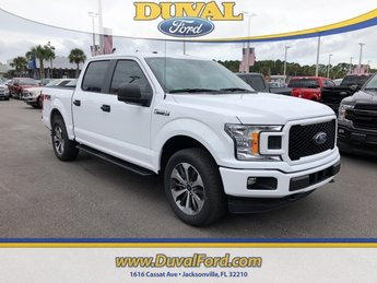 2019 Ford F-150 XL Automatic 4 Door 4X4 EcoBoost 2.7L V6 GTDi DOHC 24V Twin Turbocharged Engine Truck