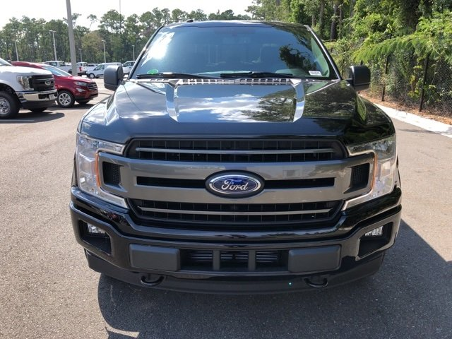 2018 Ford F-150 XLT 4 Door 4X4 Truck Automatic