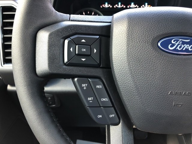 2018 Ford F-150 XLT Automatic Truck EcoBoost 2.7L V6 GTDi DOHC 24V Twin Turbocharged Engine