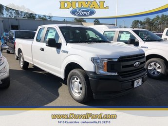 2019 Ford F-150 XL 4 Door Truck 5.0L V8 Ti-VCT Engine