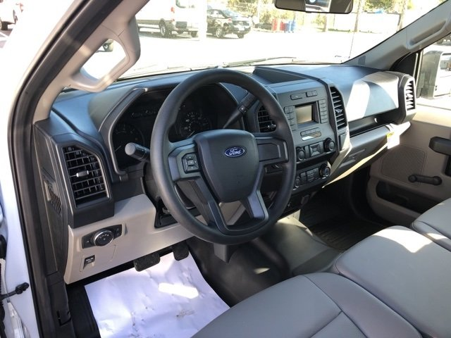 2019 Ford F-150 XL Truck Automatic RWD 4 Door 5.0L V8 Ti-VCT Engine