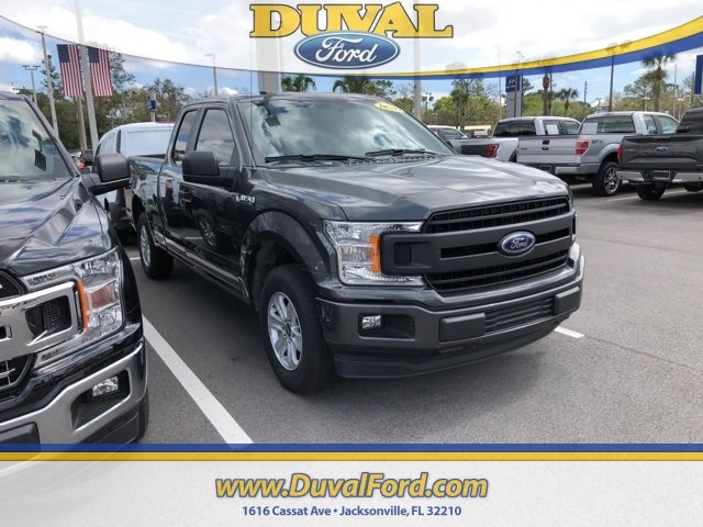 2018 Ford F-150 XL 4 Door 3.3L V6 Ti-VCT 24V Engine Truck Automatic RWD