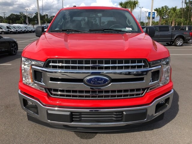 2018 Ford F-150 XLT RWD 4 Door Truck 3.3L V6 Ti-VCT 24V Engine
