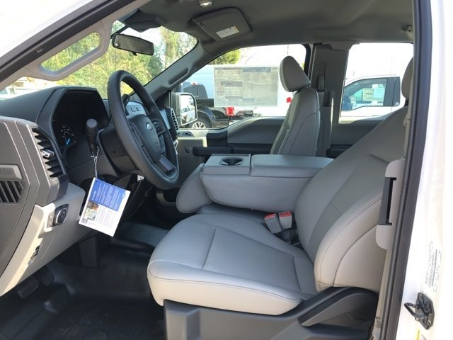 2019 Oxford White Ford F-150 XL 4 Door RWD Truck