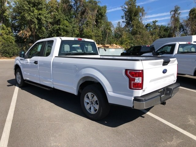 2019 Oxford White Ford F-150 XL Truck RWD Automatic