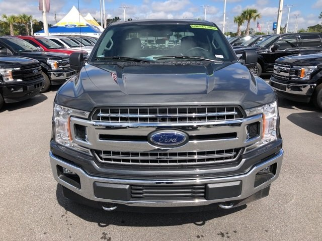 2018 Ford F-150 XLT 4X4 4 Door Automatic 3.3L V6 Ti-VCT 24V Engine