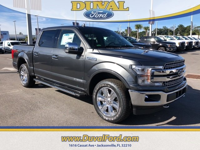 2018 Ford F-150 Lariat Truck 3.0L Diesel Turbocharged Engine Automatic