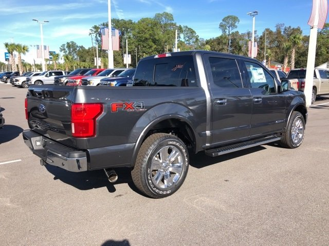 2018 Ford F-150 Lariat 4 Door Automatic 4X4