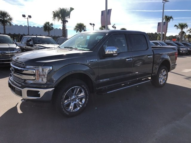 2018 Ford F-150 Lariat 4 Door 4X4 Truck Automatic