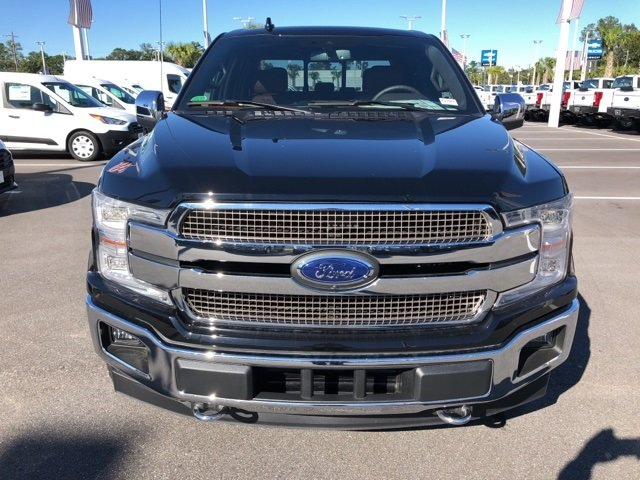 2018 Ford F-150 King Ranch 3.0L Diesel Turbocharged Engine 4 Door Truck