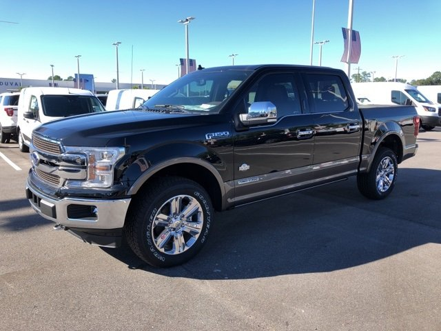 2018 Ford F-150 King Ranch 3.0L Diesel Turbocharged Engine Truck Automatic 4X4 4 Door