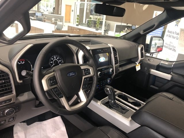 2018 Ford F-150 Lariat 4X4 Truck 4 Door 3.0L Diesel Turbocharged Engine Automatic