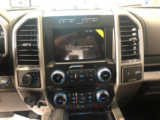 2018 Ford F-150 Lariat 4X4 4 Door 3.0L Diesel Turbocharged Engine Automatic