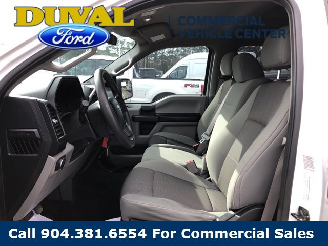 2017 Oxford White Ford F-150 XL Automatic 4X4 4 Door