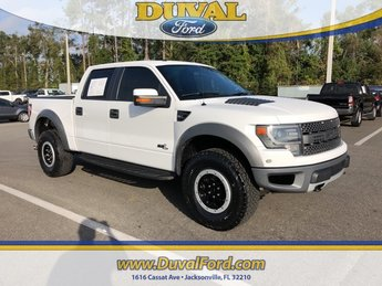 2014 Ford F-150 SVT Raptor 4X4 Truck 4 Door Automatic