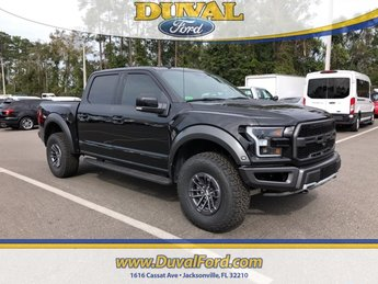 2019 Ford F-150 Raptor 4 Door Truck EcoBoost 3.5L V6 GTDi DOHC 24V Twin Turbocharged Engine Automatic 4X4