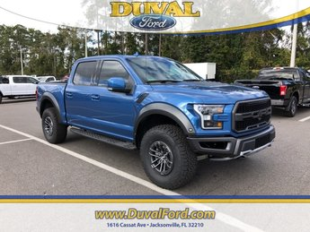 2019 Ford F-150 Raptor Truck 4 Door Automatic