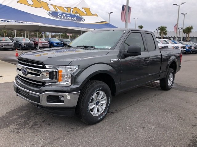 2018 Ford F-150 XLT 5.0L V8 Ti-VCT Engine Truck 4X4 4 Door
