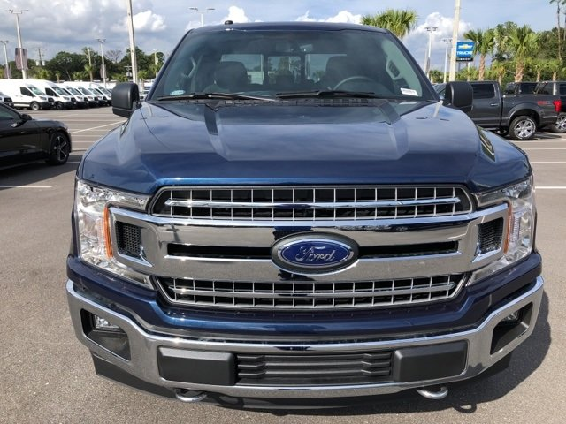 2018 Ford F-150 XLT 4 Door Truck 4X4 Automatic