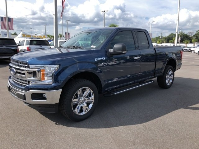 2018 Ford F-150 XLT 5.0L V8 Ti-VCT Engine Truck 4 Door 4X4 Automatic