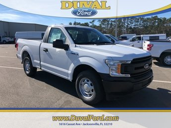 2018 Ford F-150 XL 2 Door Automatic RWD Truck