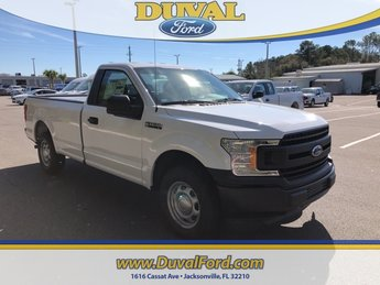 2019 Oxford White Ford F-150 XL 3.3L V6 Ti-VCT 24V Engine Automatic RWD Truck 2 Door