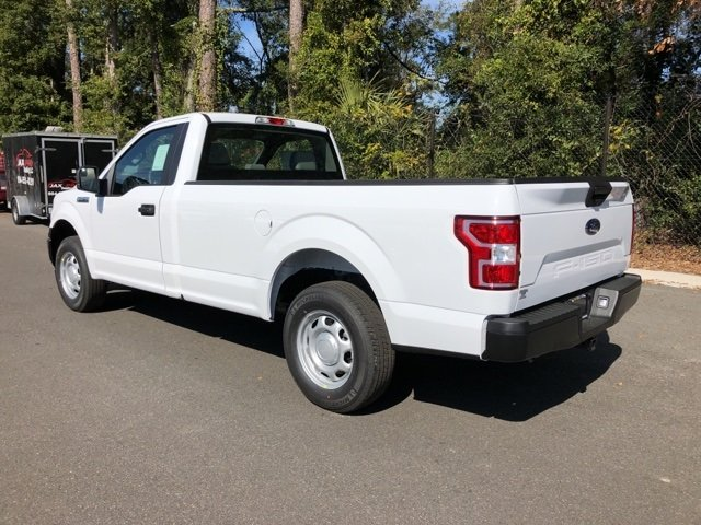 2019 Oxford White Ford F-150 XL 3.3L V6 Ti-VCT 24V Engine Truck Automatic RWD
