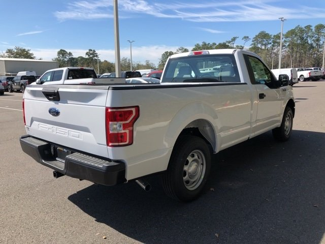 2019 Oxford White Ford F-150 XL RWD Automatic Truck 2 Door
