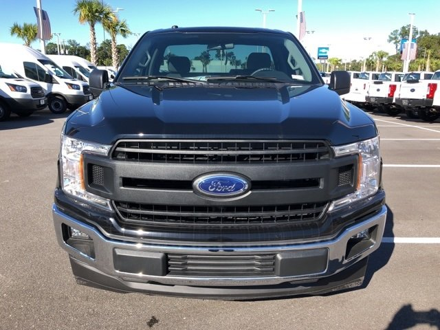 2018 Ford F-150 XL 2 Door RWD Automatic 3.3L V6 Ti-VCT 24V Engine