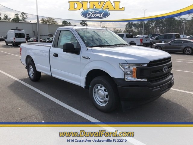 2019 Ford F-150 XL Truck 3.3L V6 Ti-VCT 24V Engine 2 Door Automatic