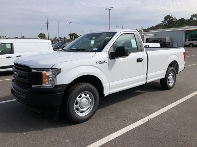 2019 Oxford White Ford F-150 XL Automatic RWD 3.3L V6 Ti-VCT 24V Engine