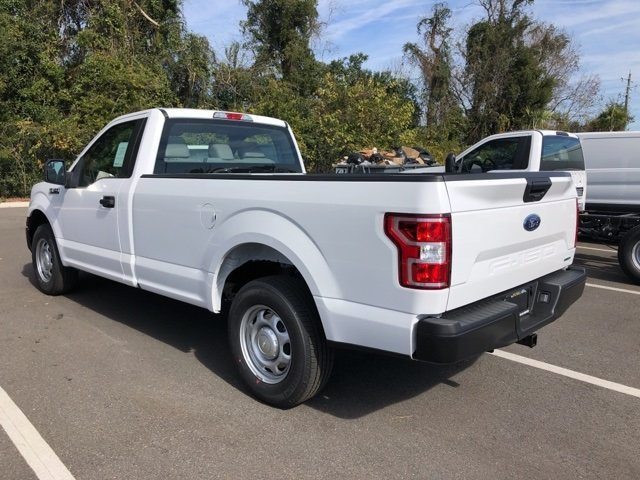 2019 Oxford White Ford F-150 XL Truck 2 Door Automatic