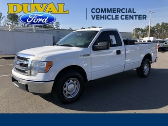 2014 Ford F-150 XL 2 Door RWD 5.0L V8 FFV Engine Truck Automatic