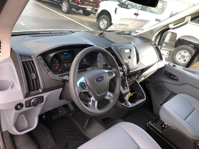 2019 Ford Transit-150 Base Automatic Van 3.7L V6 Ti-VCT 24V Engine 3 Door RWD