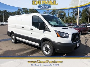 2019 Oxford White Ford Transit-150 Base Automatic 3 Door Van