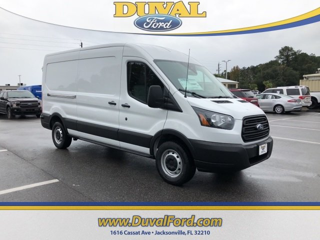 2019 Ford Transit-150 Base 3.7L V6 Ti-VCT 24V Engine Van RWD 3 Door Automatic