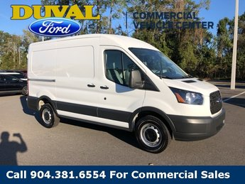 2018 Ford Transit-250 Base Automatic 3.7L V6 Ti-VCT 24V Engine RWD
