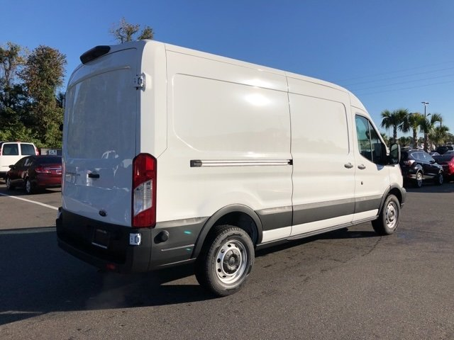 2019 Ford Transit-250 Base Automatic 3 Door RWD 3.7L V6 Ti-VCT 24V Engine
