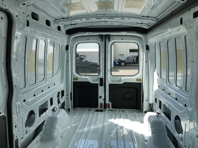 2019 Ford Transit-250 Base Automatic Van RWD 3 Door