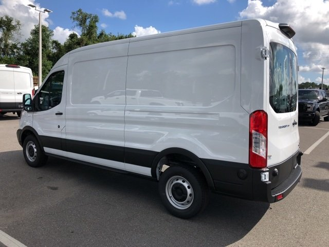 2019 Oxford White Ford Transit-250 Base 3.7L V6 Ti-VCT 24V Engine Van Automatic 3 Door RWD