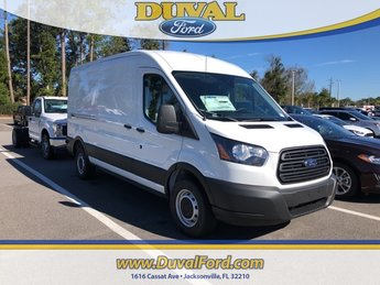 2019 Ford Transit-250 Base 3.7L V6 Ti-VCT 24V Engine Automatic RWD 3 Door