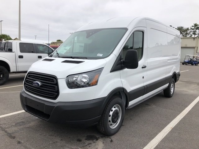 2019 Ford Transit-250 Base RWD 3 Door 3.7L V6 Ti-VCT 24V Engine Van Automatic