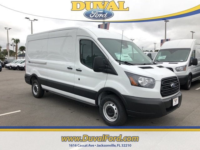 2019 Ford Transit-250 Base RWD 3.7L V6 Ti-VCT 24V Engine 3 Door Van Automatic