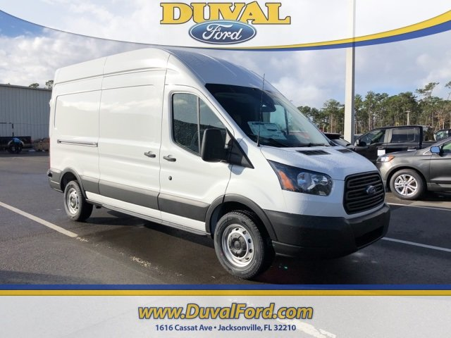 2019 Ford Transit-250 Base Van Automatic RWD 3 Door EcoBoost 3.5L V6 GTDi DOHC 24V Twin Turbocharged Engine