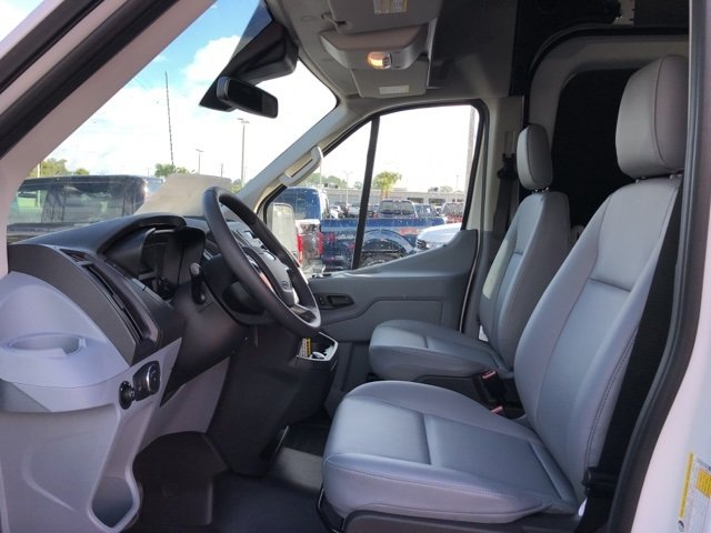 2019 Oxford White Ford Transit-250 Base 3 Door Van Automatic